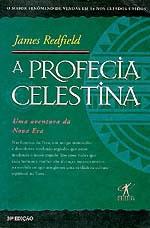 Capa do livro a Profecia Celestina