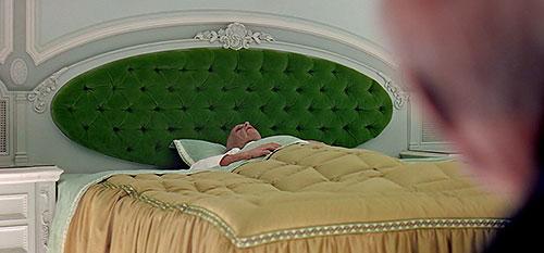 2001 Uma Odisséia no espaço cama