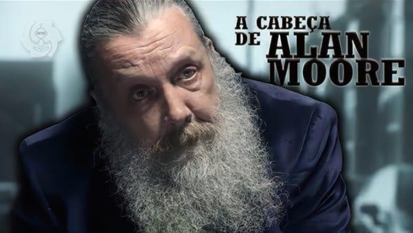ALAN MOORE: ARTE