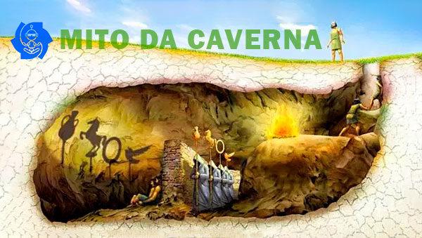 A ALEGORIA DA CAVERNA DE PLATÃO