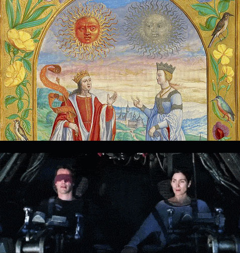 Neo Trinity Matrix Nabucodonossor