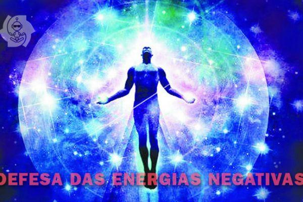 DEFENDA-SE DAS ENERGIAS NEGATIVAS