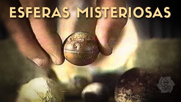 ESFERAS MISTERIOSAS