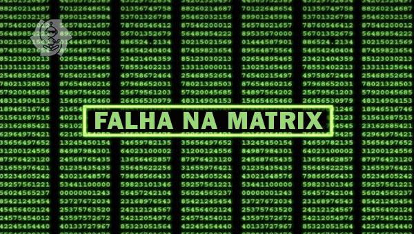 falha na matrix banner