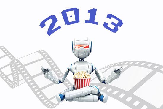 FILMES VISTOS EM 2013