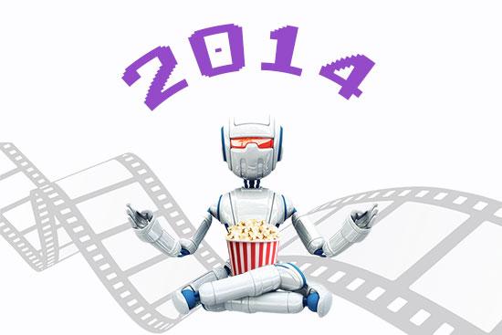 FILMES VISTOS EM 2014