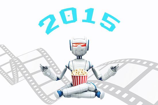 FILMES VISTOS EM 2015