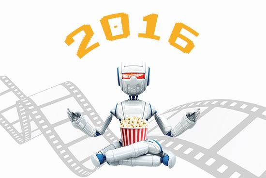 FILMES VISTOS EM 2016