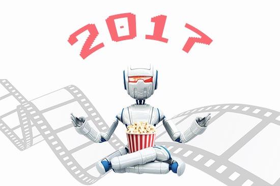 FILMES VISTOS EM 2017