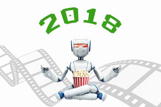 FILMES VISTOS EM 2018