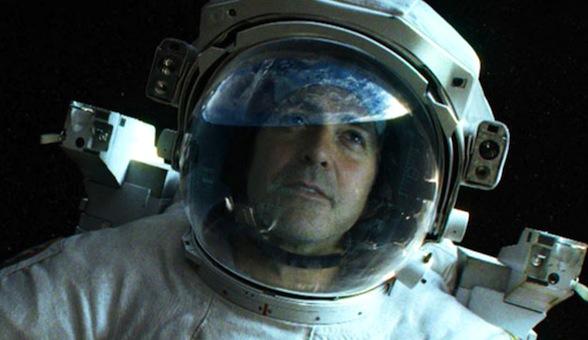 gravity George Clooney
