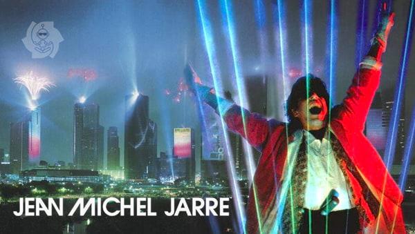 JEAN MICHEL JARRE (Parte 3)