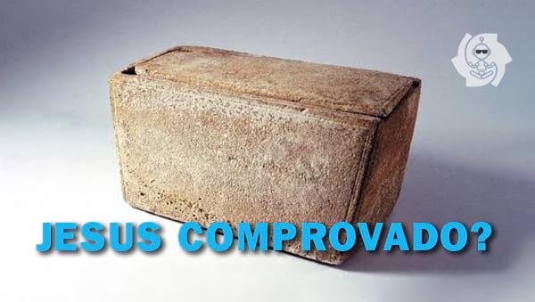 JESUS COMPROVADO?