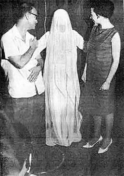 Chico Xavier, Irmã Josefa e Wanda Marlene