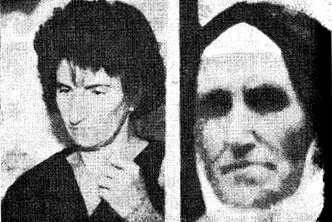 Otília Diogo e Irmã Josefa