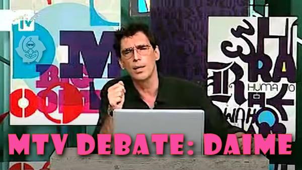 MTV DEBATE