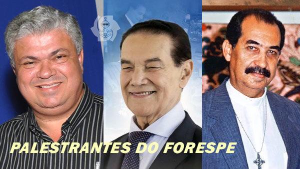 PALESTRANTES DO FORESPE
