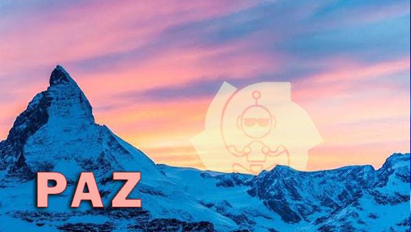 PAZ (A REGRA DE OURO)