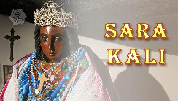 SARA KALI, MADALENA E JESUS