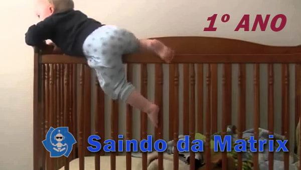 1 ANO DO SAINDO DA MATRIX