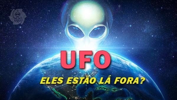 LARRY KING LIVE: UFOs ESTÃO LÁ FORA?