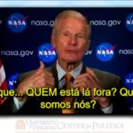 Bill Nelson chefe da NASA