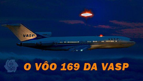 O VÔO 169 DA VASP