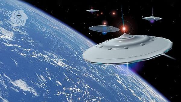 UFOS NO JANGA