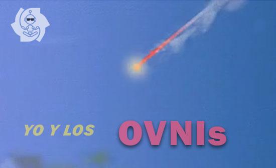 YO Y LOS OVNIS