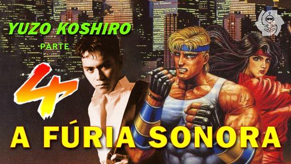 YUZO KOSHIRO (parte 4): A FÚRIA SONORA